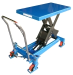 Mesa elevadora manual 1.000 kg, Asa desmontable 10151